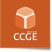 Logo CCGE Beaucaire